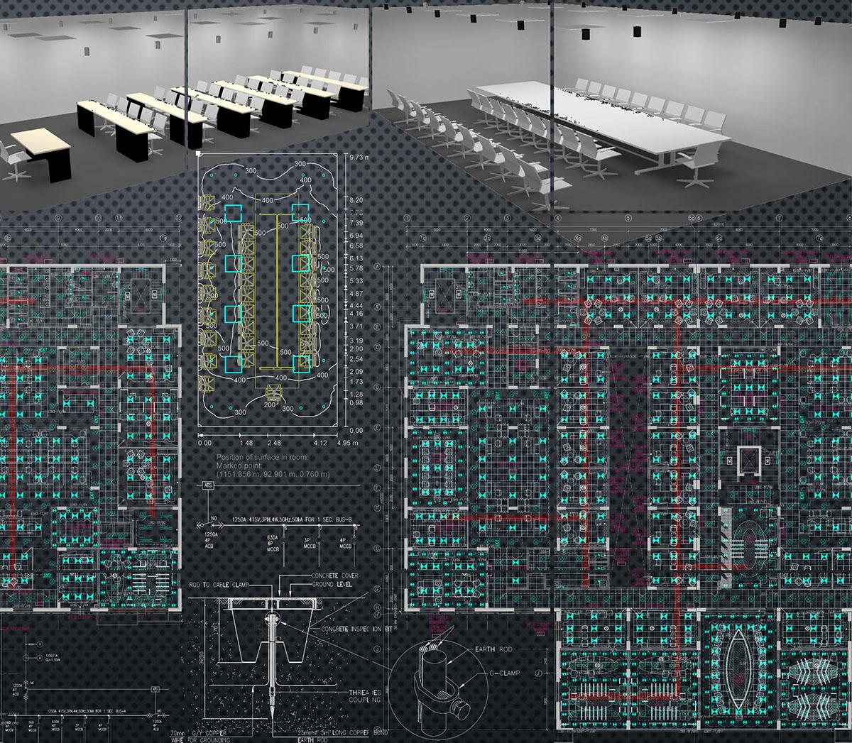 Electrical design – Derby